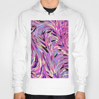 friday Hoodies featuring Free Friday by MehrFarbeimLeben