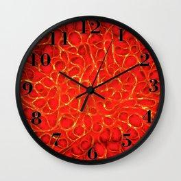 Doodle #2 Wall Clock