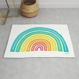 Rainbows Rug