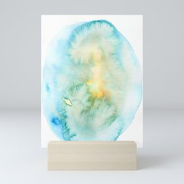 141015 Abstract 3 Mini Art Print