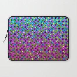 Polka Dot Sparkley Jewels G377 Laptop Sleeve
