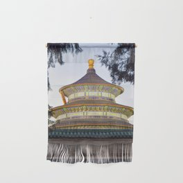 Temple of Heaven Wall Hanging