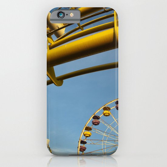 Santa Monica pier 3 iPhone & iPod Case