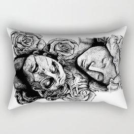 Hell vs. Paradise Rectangular Pillow