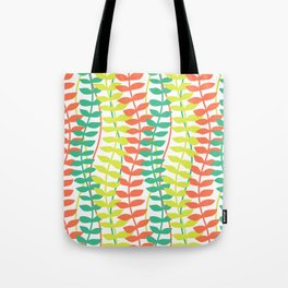 seagrass pattern - tropical Tote Bag