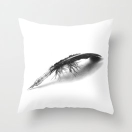 A Touch of the Past Throw Pillow