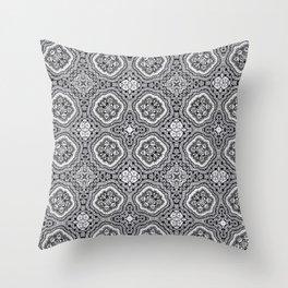 Doodle Pattern 4 Throw Pillow