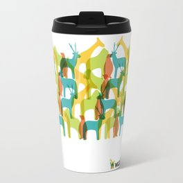 WILDÔOM PARTY ANIMALS Travel Mug