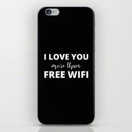 The True Love iPhone Skin