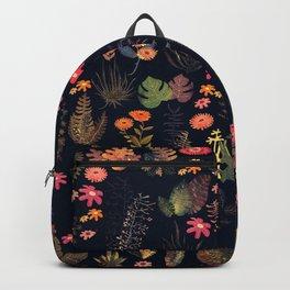 dark florest Backpack