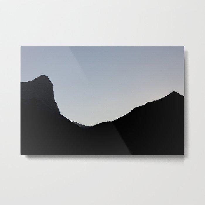 Untitled I Metal Print