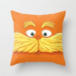 My Lorax Throw Pillow