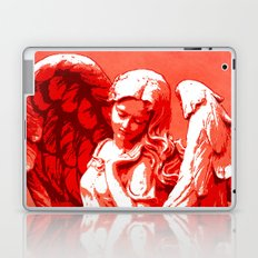 Guardian angel Laptop & iPad Skin