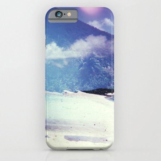 St John, USVI Multiple Exposure II iPhone & iPod Case