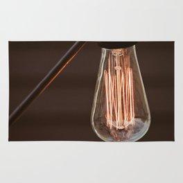 Edison Light Bulb LBI Rug