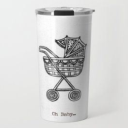 Oh Baby Carriage Travel Mug