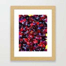 Burn inside of us Framed Art Print