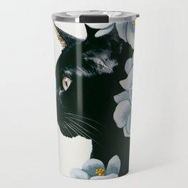 cat 2 Travel Mug