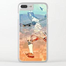 GOAL Clear iPhone Case