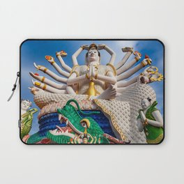Goddess of Compassion Laptop Sleeve