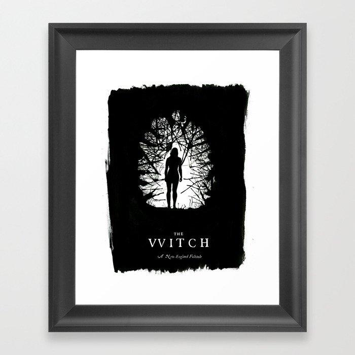 The VVitch Movie Poster Gerahmter Kunstdruck