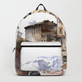 Cortona, Italy Backpack
