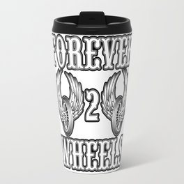Forever 2 Wheels Travel Mug