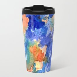 Watercolor 1 Travel Mug