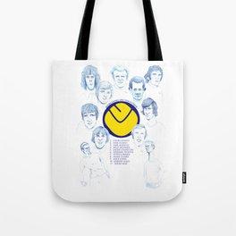 LEEDS UNITED 1972 Tote Bag