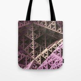 Pastel Pyramidz Tote Bag