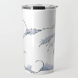 Kitten Travel Mug