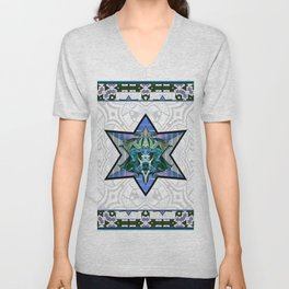 Starry Knight Unisex V-Neck
