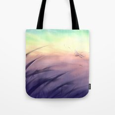 Goodmorning dragonfly Tote Bag