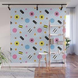 Kawaii Candy Liquorice Allsorts Wall Mural