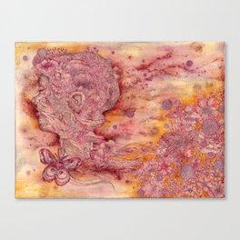 Decomposition Canvas Print