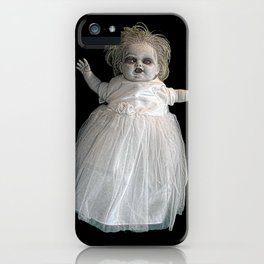 Zombie Doll. iPhone Case