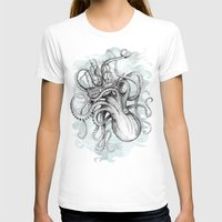 ships T-shirts featuring The Baltic Sea by David Fleck