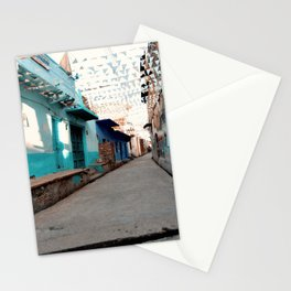 Streets of India. Stationery Cards