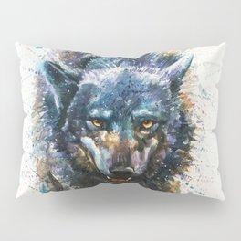 Wolf - last fight Pillow Sham