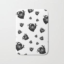 Pug Dog Gifts Bath Mat