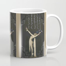 Those Flying Fish under the Fairy Lights Coffee Mug