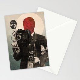 Solar Lens Stationery Cards