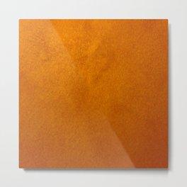 Gold Stucco - Society6 Art - Home Decor - Comforter Metal Print