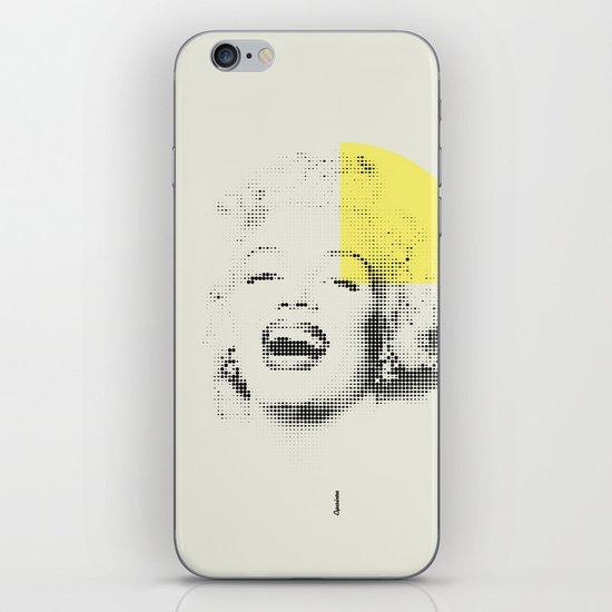 Marilyn Monroe | Esperantos | Dot-file #1 iPhone & iPod Skin