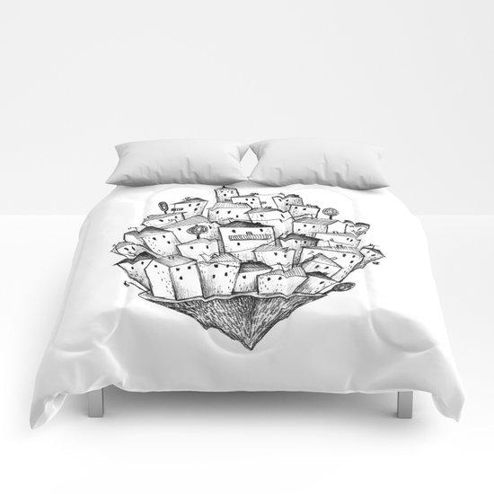My city Comforters