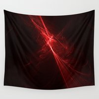 dna Wall Tapestries featuring DNA by Elmbi_Art