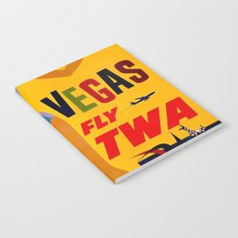 Lady Las Vegas Notebook