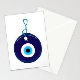 Turkish Blue Eye Bead Stationery Cards