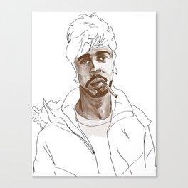 A good man Canvas Print