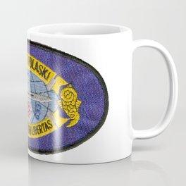 USS CASIMIR PULASKI (SSBN-633) PATCH Coffee Mug